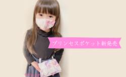 新商品「プリンセスポケット」を新発売しました!!
